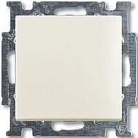 1012-0-2192 (2006/7 UC-96) BJB Basic 55 Шале (бел) Выключатель перекрёстный 1-клавишный