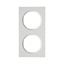 10122289 Рамка 2-я, Цвет: полярная белизна