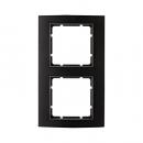 10123005 Рамкa B.3, алюминий, цвет: черный/антрацитовый