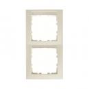 10128912 Рамка 2-я с полем для надписей, Цвет: бежевый