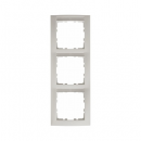10139919 Рамка 3-я вертикальная, с полем для надписей белый