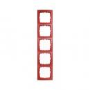 10158962 Рамкa 5-я, Цвет: красный