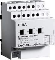 101900 Исполнительное устройство управления  3 канальное 1-10 В
