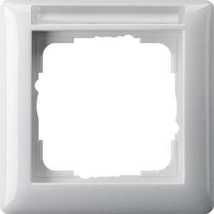 109103 Рамка одинарная с полем для надписи
