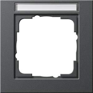 109123 Рамка одинарная с полем для надписи