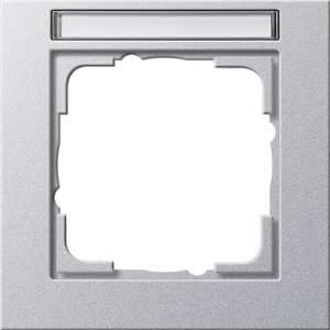 109125 Рамка одинарная с полем для надписи