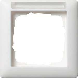 109127 Рамка одинарная с полем для надписи