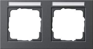 109223 Рамка 2-я горизонтальная с полем для надписи