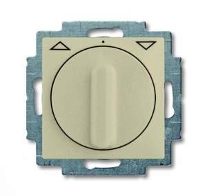 1101-0-0926 (2713 UCDR-93) BJB Basic 55 Шамп Выключатель жалюзийный поворотный с фиксацией