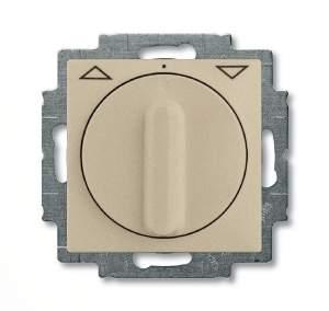 1101-0-0927 (2723 UCDR-93) BJB Basic 55 Шамп Выключатель жалюзийный поворотный без фиксации