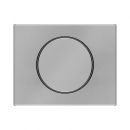 """11357004 Светорегулятор 100-1000 Вт., Цвет:""""сталь"""""""