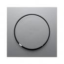 """11371404 Светорегулятор 100-1000 Вт., Цвет:""""алюминий"""""""