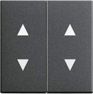 115028 Двойная клавиша для управления жалюзи с 4-мя стрелками