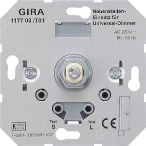 117700 Механизм дополнительного устройства для светорегуляторов