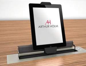 Моторизованный лифт для планшетов IPAD Arthur Holm AHD2TL