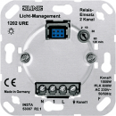 1202URE Мех Электронный выключатель 2-канальный(необходима нейтраль)