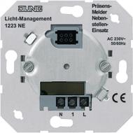 1223NE Мех Вставка доп. управления для датчиков движения и присутствия(3-х проводная)