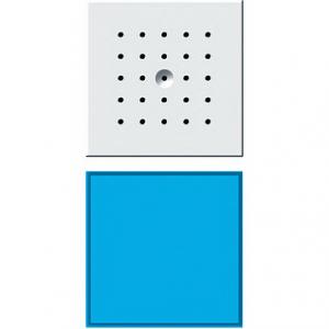 127166 Кнопка домофона с динамиком. одноканальная