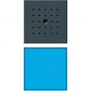 127167 Кнопка домофона с динамиком. одноканальная