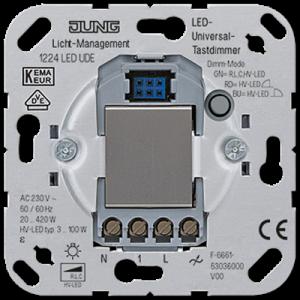 1271LEDDE Мех Клавишный LED-диммер