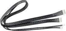 127300 Комплект соединительных кабелей