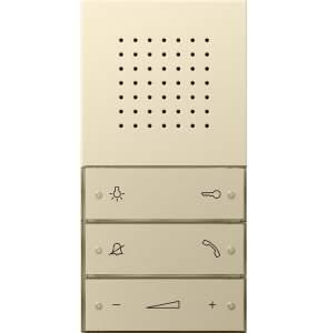 1280111 Квартирная станция скрытого монтажа с переговорным устройством