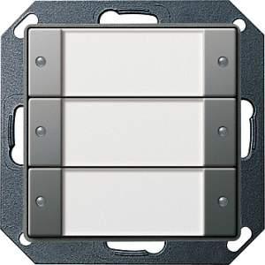 128520 3-канальная кнопка для внутреннего домофона