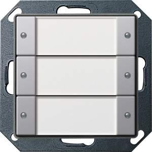 1285203 3-канальная кнопка для внутреннего домофона