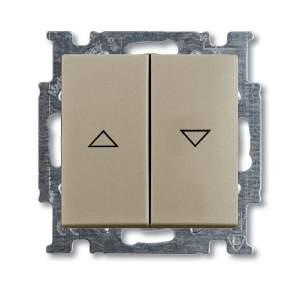 1413-0-1094 (2026/4 UC-93) BJB Basic 55 Шамп Выключатель жалюзийный кнопочный
