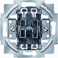 1413-0-0509 BJE Механизм 2-клавишной кнопки с 2-мя раздельными цепями (нормально-открытый контакт), 10А 250В