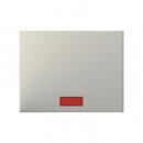 """14157002 Выключатель 1-клавишный с подсветкой, Цвет:""""бежевый"""""""