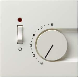 149243 Накладка для термостатов с пов. ручкой и контр. лампой