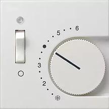149643 Накладка для регулятора температуры пола