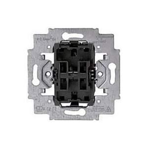 8104.5 (8104_5) NIE Tacto Мех Выключатель кнопочный с N-клеммой 1НО с лампой 10А 250В