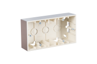 1590752-033 15 Алюминий Коробка для наружного монтажа 2-я