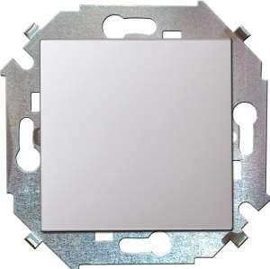 1591101-030 15 Белый Выключатель 1-кл, 16А, 250В, винт.заж.