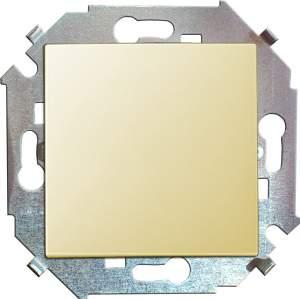 1591201-031 15 Бежевый Выключатель проходной, 16А, 250В, винт.заж.