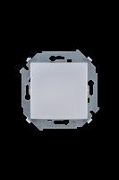 1591251-033 15 Алюминий Выключатель проходной с 3-х мест (перекрёстный), 16А, 250В, винт.заж.