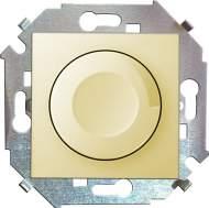1591311-031 15 Бежевый Регулятор напряж-я поворотно-нажимной, 500Вт, 230В, винт.заж.
