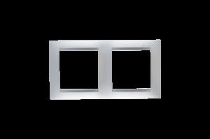 1591398-032 15 Чёрный Выключатель 2-кл, 16А, 250В, винт.заж.