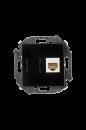 1591598-032 15 Чёрный Розетка компьютерная RJ45 кат.5е