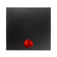 """Berker 16211606 Выключатель 1-клавишный с подсветкой, Цвет:""""антрацит"""" серия  купить в Москве, цена в России: опт, розница   smar"""