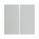 """16231909303808 Выключатель 2-клавишный проходной, Цвет:""""белый"""""""