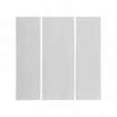 """63302316658989 Выключатель 3-клавишный, Цвет:""""белый"""""""