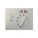 """16727102525 22 Регулятор теплого-пола с датчиком, Цвет:""""бежевый"""""""