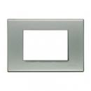 1710-0-3310 BJE Alpha Nea/Exl Палладий Плата центральная (накладка) для механизмов UAE/TAE, для 0247 и 0248