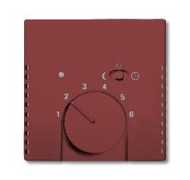 1710-0-3572 (1795-87) BJE Solo/Future Красный Накладка для терморегулятора (мех 1095 U, 1096 U)