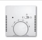 1710-0-3867 (1795-94) BJB Basic 55 Бел Накладка для терморегулятора (мех. 1095 U, 1095 UF-507, 1096 U)