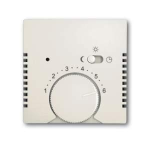 1710-0-3939 (1795-96) BJB Basic 55 Шале (бел) Накладка для терморегулятора (мех. 1095 U, 1095 UF-507, 1096 U)