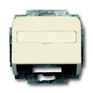 1724-0-1663 (1758-214) BJE Reflex Накладка с суппортом для коммуникационных разъёмов